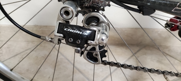 Shock Blaze - AMANTIDE HFI bici corsa