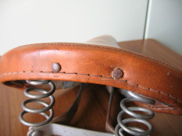 altra -  Sella Bici Marrone Vintage