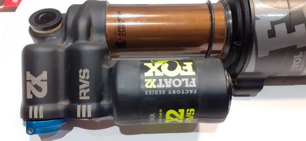 Fox Racing Shox - X2
