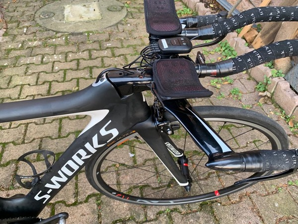 Specialized - S-Works Shiv TT XS