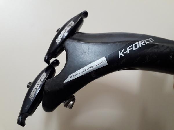 FSA - K-FORCE 25mm SB