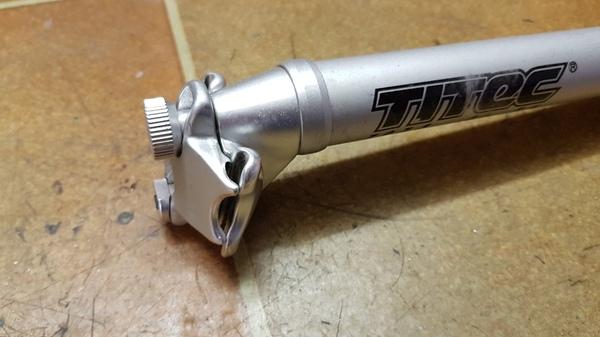 Titec - Reggisella Titec, diametro 27.0mm