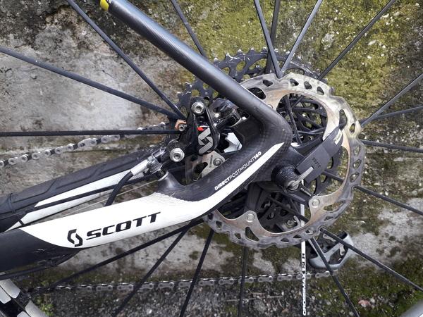 Scott - RC 900 SCALE CARBON TG.L