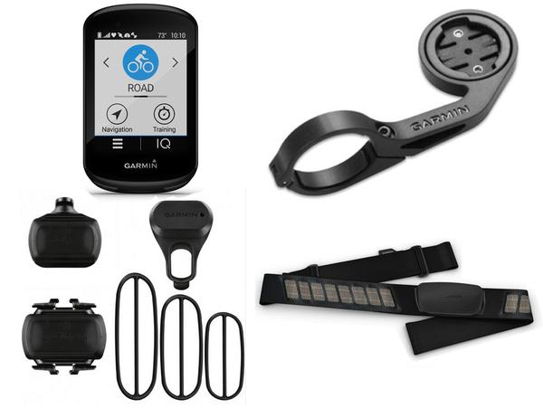 Garmin - edge 830 sensor bundle