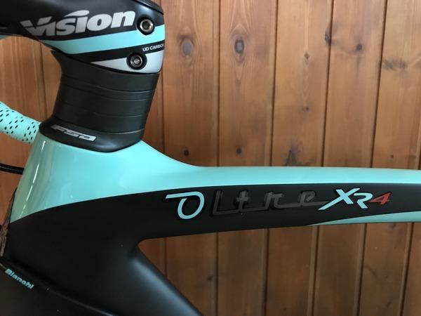 Bianchi - Oltre XR4