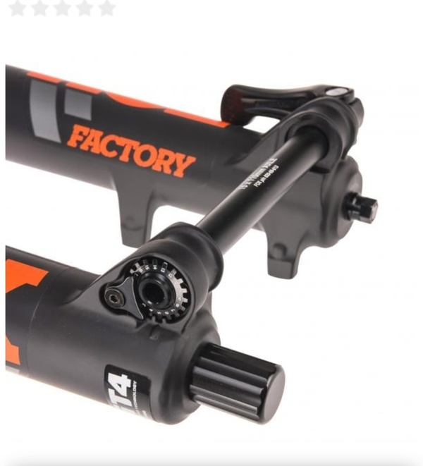 """Fox Racing Shox - Forcella 36 FACTORY 27,5"""" 160 mm"""