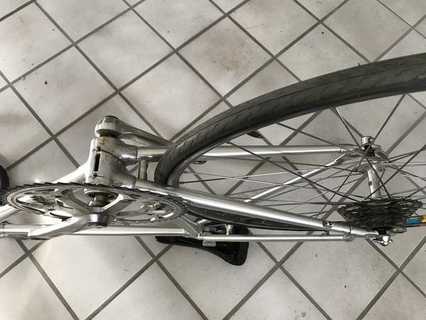 Alan - corsa alluminio