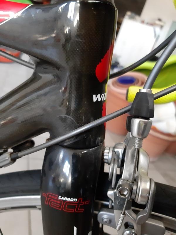 Specialized - S-Works carbon con zertz