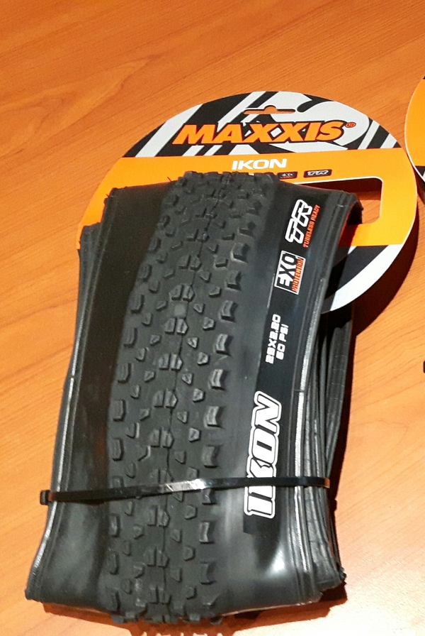 Roval - Roval control 29 + Disco 180+maxxis