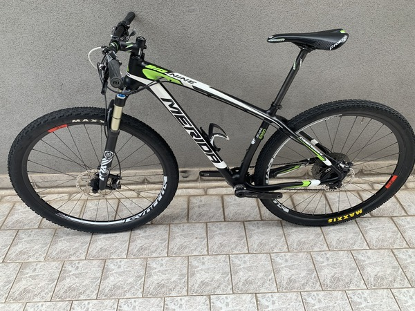 Merida - Big Nine Carbon 29""