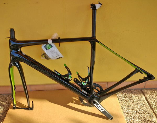 Cannondale - Synapse Disc