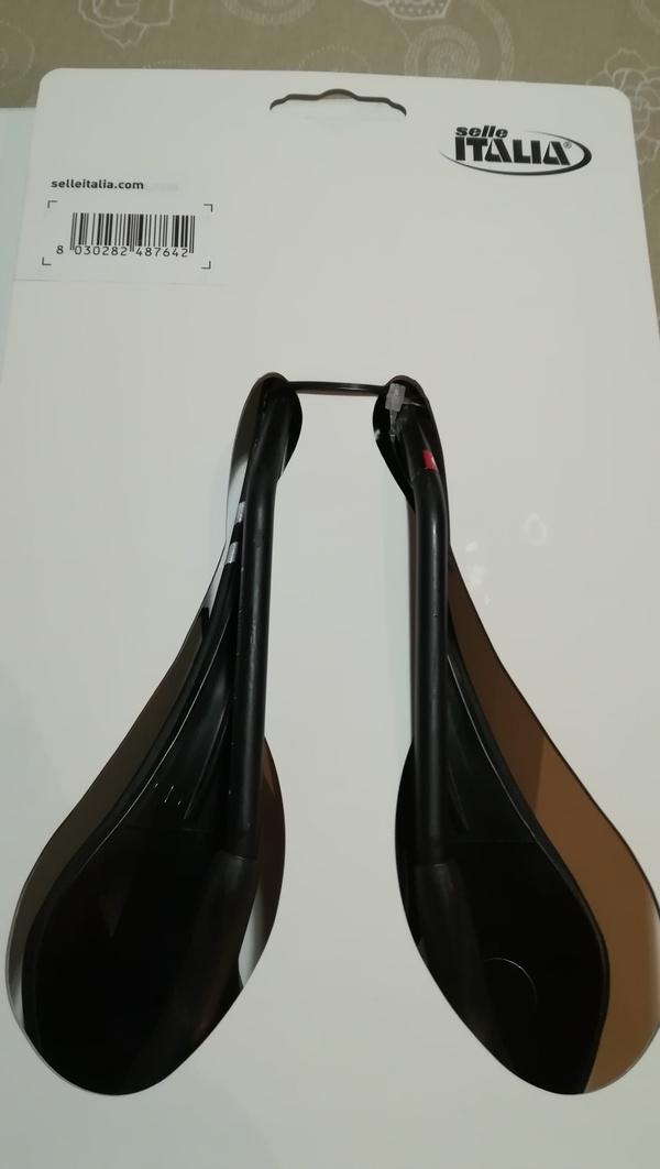 Selle Italia - SP01 Kit Carbon
