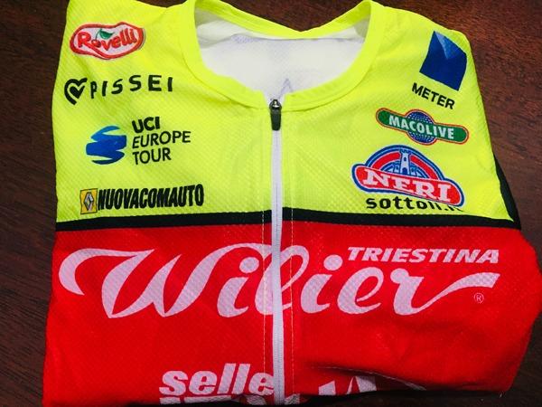 Pissei - Body da strada Team Pro Wilier
