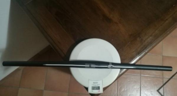 Cannondale - Manubrio Cannondale C2 730mm, 276 grammi