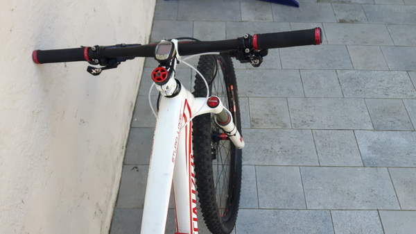 Specialized - Specialized Ht Full carbon