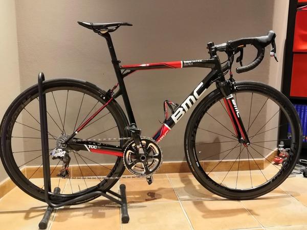 Bmc - slr 01 racemachine