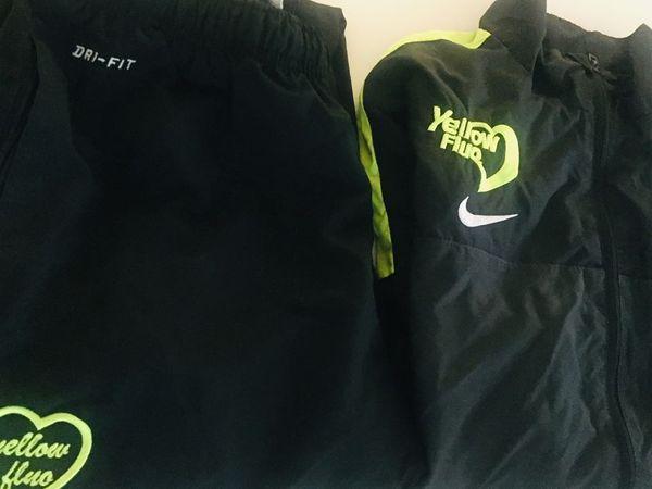 Nike - Dopogara Team Pro YELLOW FLUO
