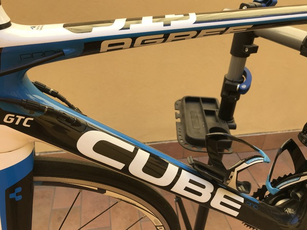 Cube - cls race agree