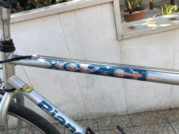 Bianchi - XC 201