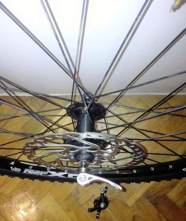 Vuelta - Excalibur ruota disk 26 con freno meccanico