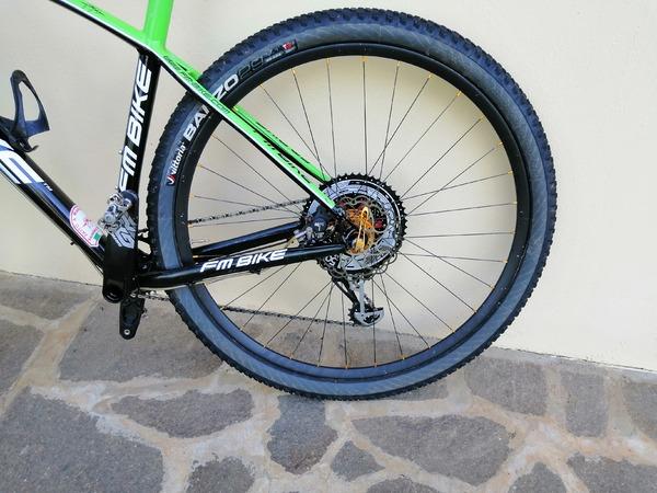 FM Bike - Animal