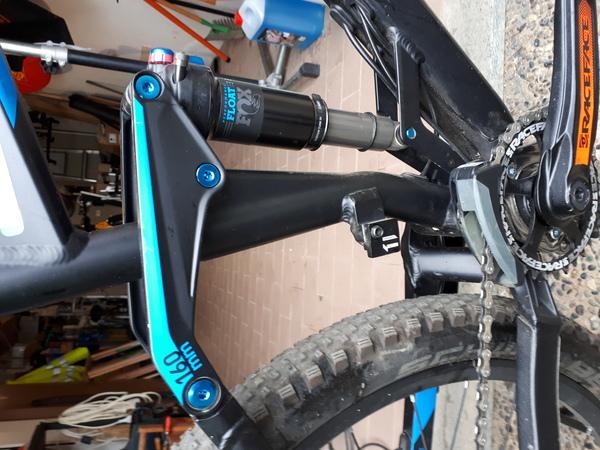 Cube - Stereo 160 HP Race 27.5