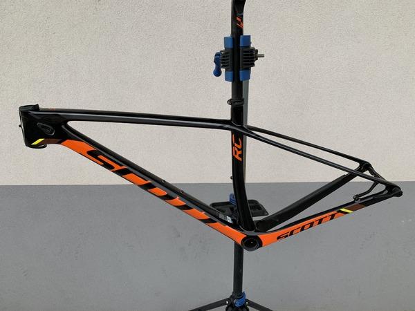 Scott - Scale 900 RC SL Carbon boost 2017