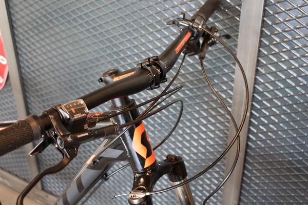 Scott - Aspect 930 Black/Orange | Taglia M | Nuovo