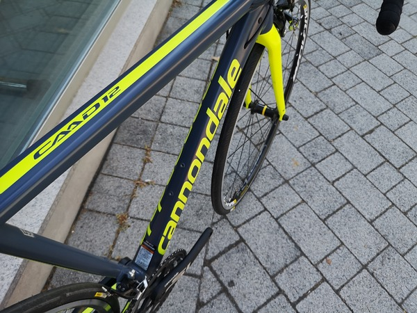 Cannondale - Caad12