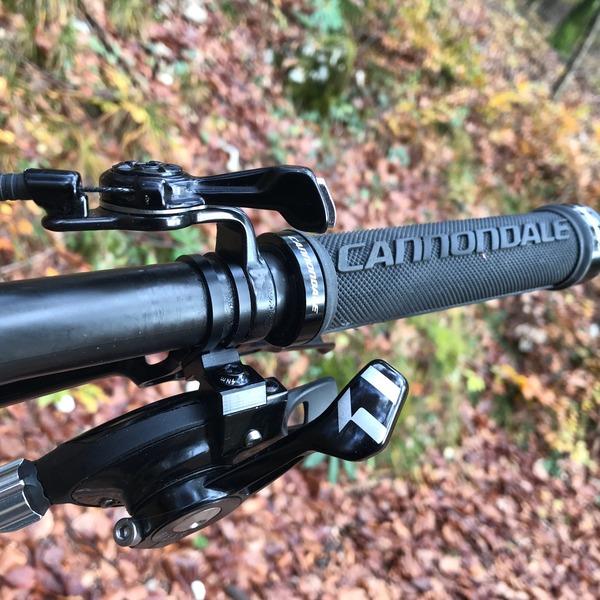 Cannondale - Trigger Carbon 1