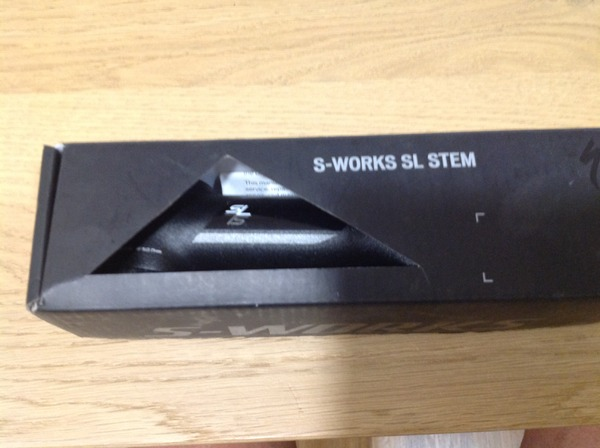 Specialized - Sworks sl stem