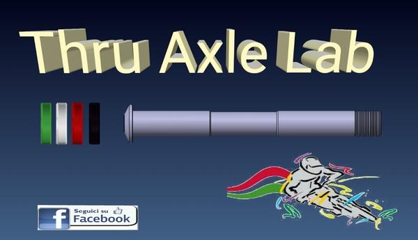 altra - Thru Axle Lab  Perno passante