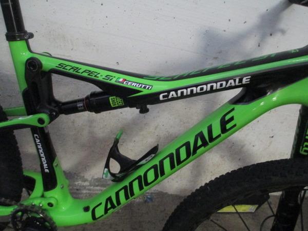 "Cannondale - SCALPEL CARBON 29"" TAGLIA MEDIA"