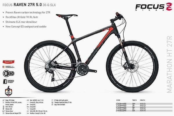 Focus - RAV 27R 5.0 3-G