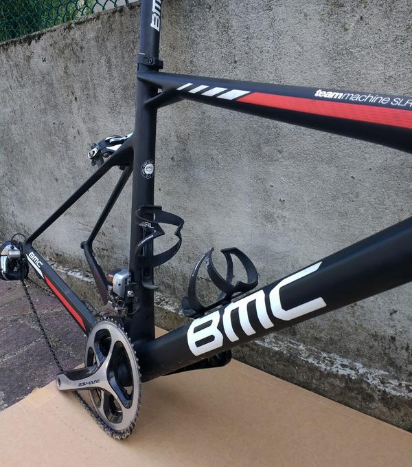 Bmc - Teamamchine SLR01
