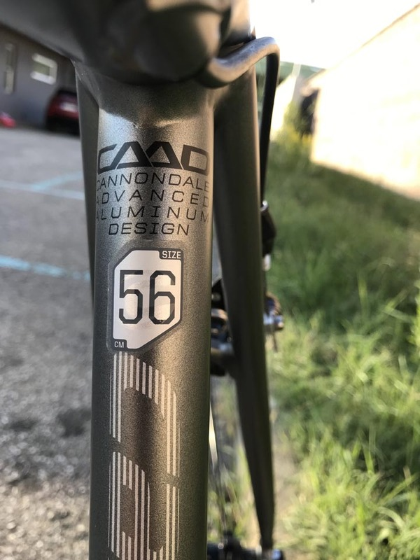 Cannondale - CAAD10 105