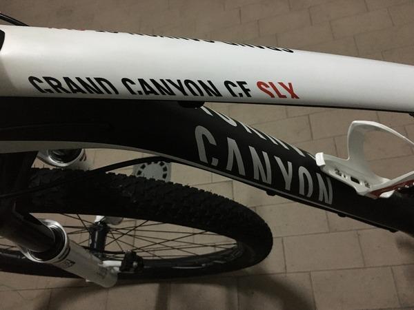 Canyon - GRAND CANYON CF SLX
