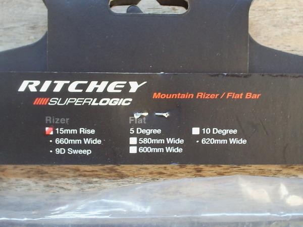 Ritchey - SUPERLOGIC CARBON 660x15
