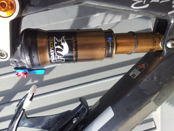 Bmc - Fourstroke FS01 29 - Kit telaio taglia M
