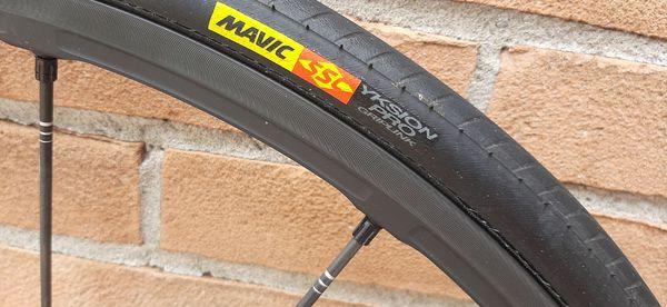 Mavic - ruote Mavic Ksyrium R-Sys SLR