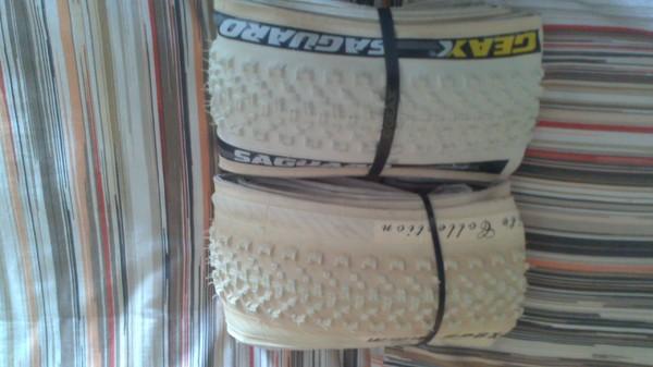 Geax - SaguaroWhite Collection tubeless