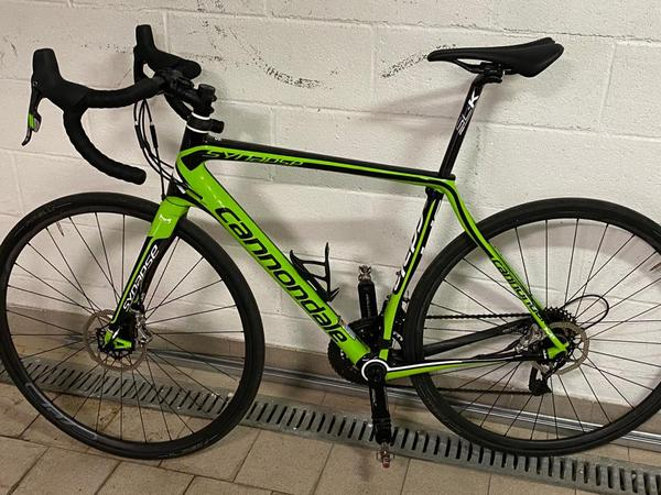 Cannondale - SYNAPSE DISC TEAM