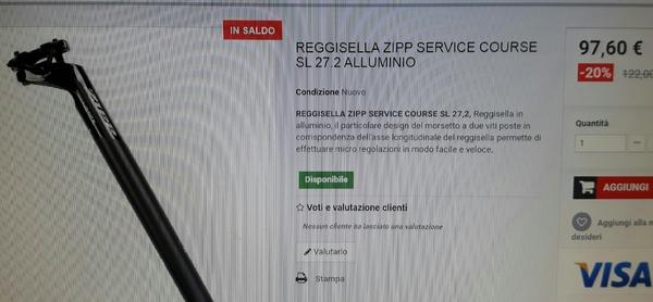 Zipp - Service Course SL