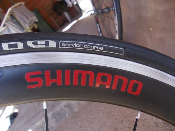 Shimano - RUOTE  ALTO  PROFILO  C 50  -  anche  permuta