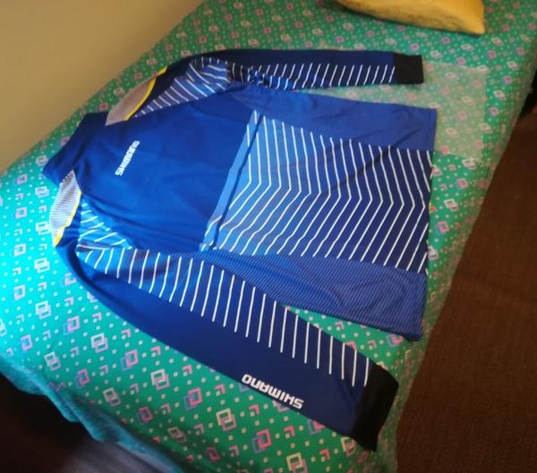 Shimano - Jacket-Dry Blue tg.L/2021