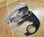 Shimano  Deragliatore Shimano XTR E-type FD-M950, piastra in carbonio