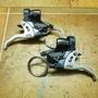 Shimano  Comandi cambio/freno Shimano LX 3x9v, modello ST-M570