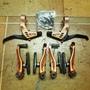 Avid  Set freni V-brake Avid Speed Dial MAG, in magnesio