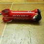 "Ritchey  Attacco manubrio Ritchey WCS 120mm, 1""1/8"